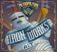 Metropolitan Ironworks Alt Beer
