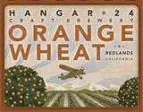 Hangar 24 Orange Wheat beer