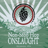 Good Nature Non-Stop Hop Onslaught Beer