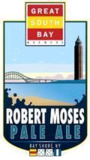 Great South Bay Robert Moses Pale Ale beer