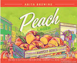 Abita Harvest Peach beer