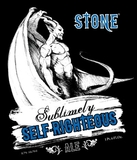 Stone Sublimely Self Righteous Ale Dry Hopped beer