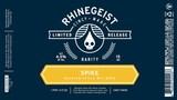 Rhinegeist Spike beer