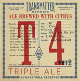 Transmitter T4 Citrus Triple beer
