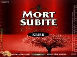 Mort Subite Kriek Beer