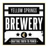 Yellow Springs Big Paw Paw Saison beer