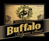 Buffalo Belgian Stout beer