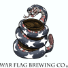 Square mini war flag brewing co adc3e182