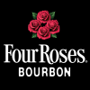 Square mini four roses bourbon 2b395638