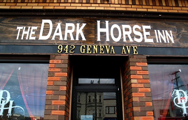 The dark horse inn