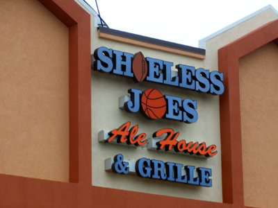 Shoeless joe s ale house grille