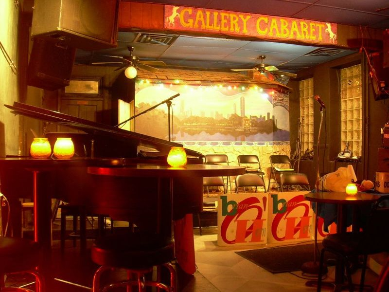 The gallery cabaret