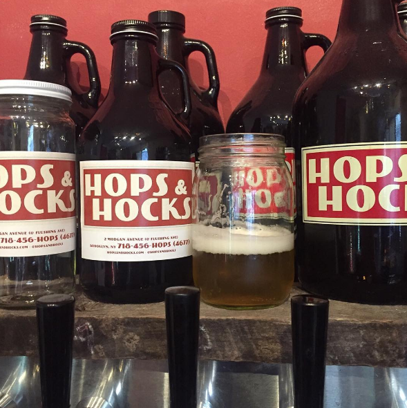 Hops and hocks