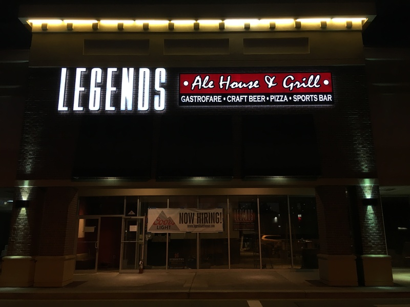 Legends ale house