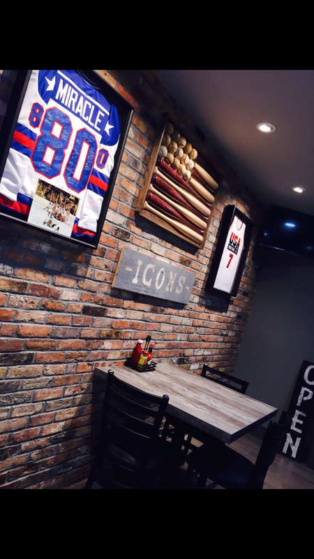 Icons sports bar grill