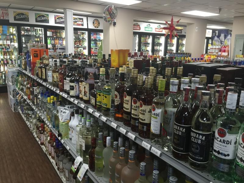 Clayton liquors