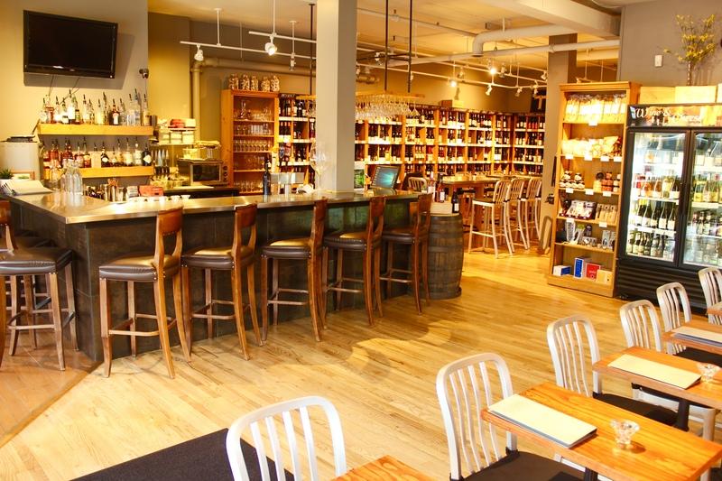 Tannins wine bar boutique