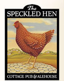 Thumb the speckled hen cottage pub and alehouse