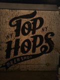 Thumb top hops beer shop