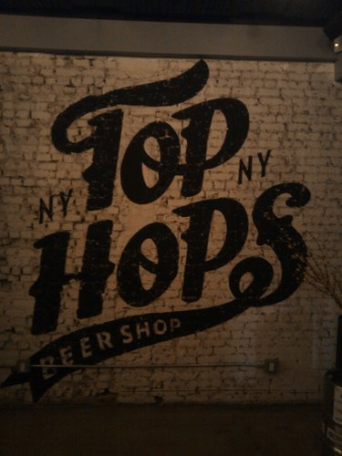 Top hops beer shop