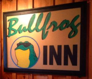 Bullfrog inn