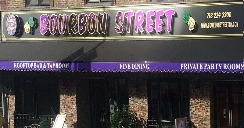 Bourbon street bayside