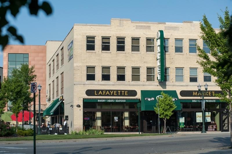 The lafayette market
