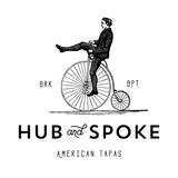 Thumb hub and spoke