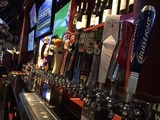 Thumb recovery sports grill charleston