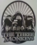 Thumb the three monkeys bar
