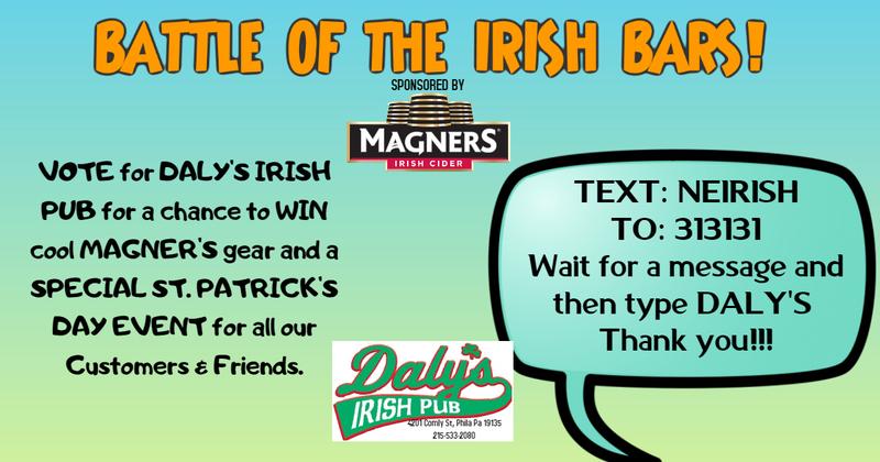 Daly s irish pub