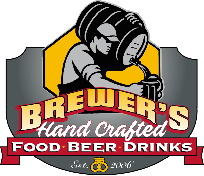 Brewer s bar grill and take out beer outlet craft menu