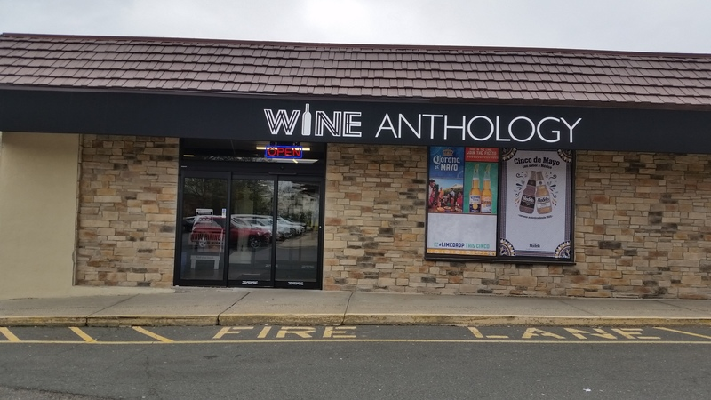 Wine anthology