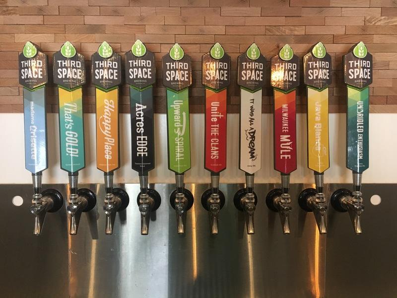 Third Space Brewing Brewery - Beer Menu - Milwaukee, WI