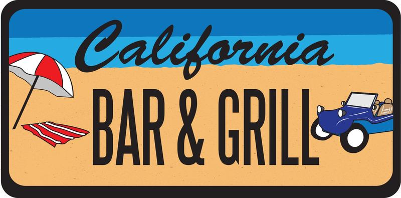 California bar and grill