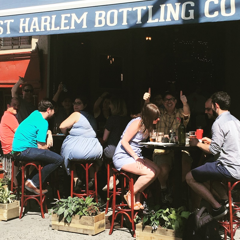 East harlem bottling co
