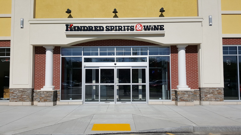 Kindred spirits wine of shelton