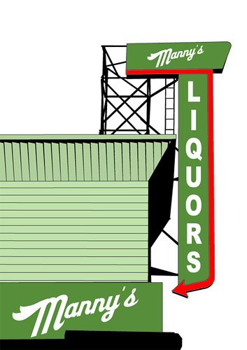 Manny s liquors wines we deliver too