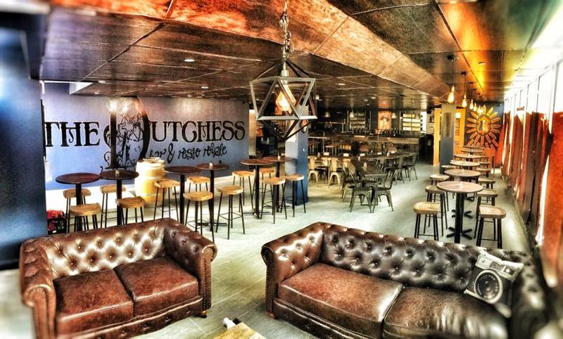 The duchess bar resto royale