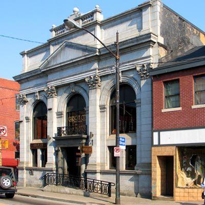 Carson city saloon
