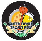 Thumb water tower sports pub