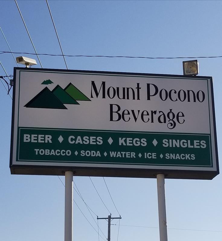Mt pococno beverage