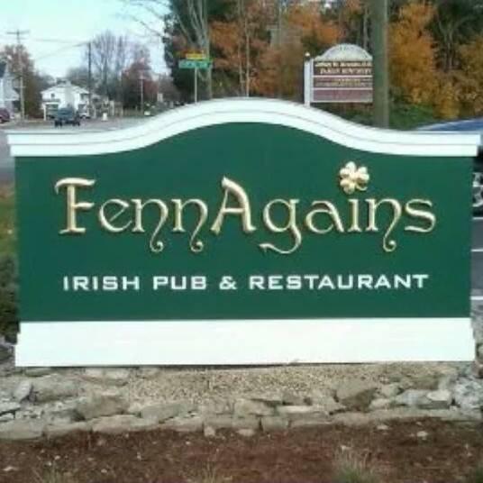 Fennagains pub restaurant