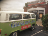 Thumb growler gill craft beer shoppe