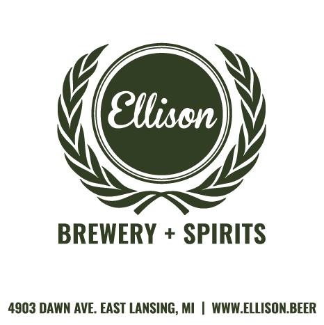 Ellison brewery spirits