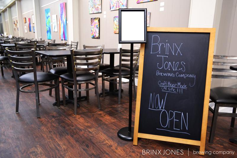 Brinx jones brewing company