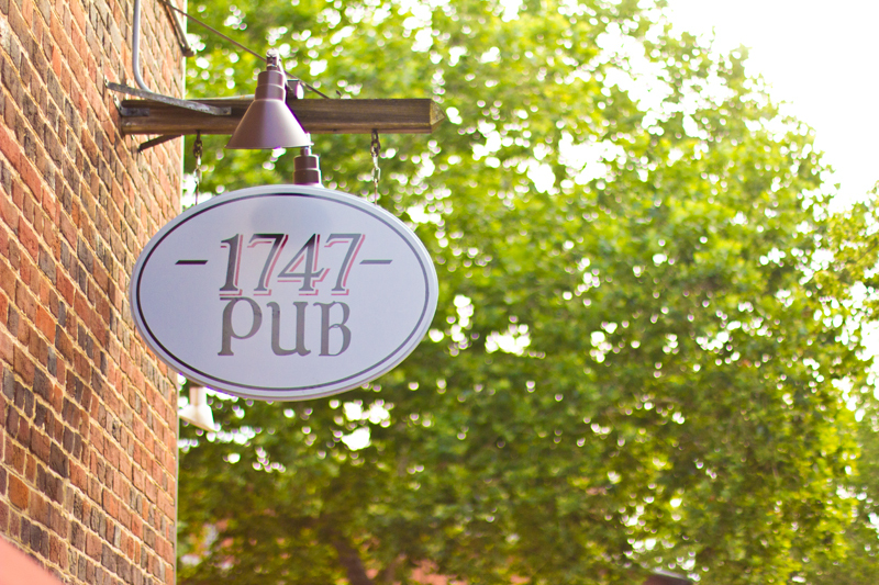 1747 pub at reynolds tavern