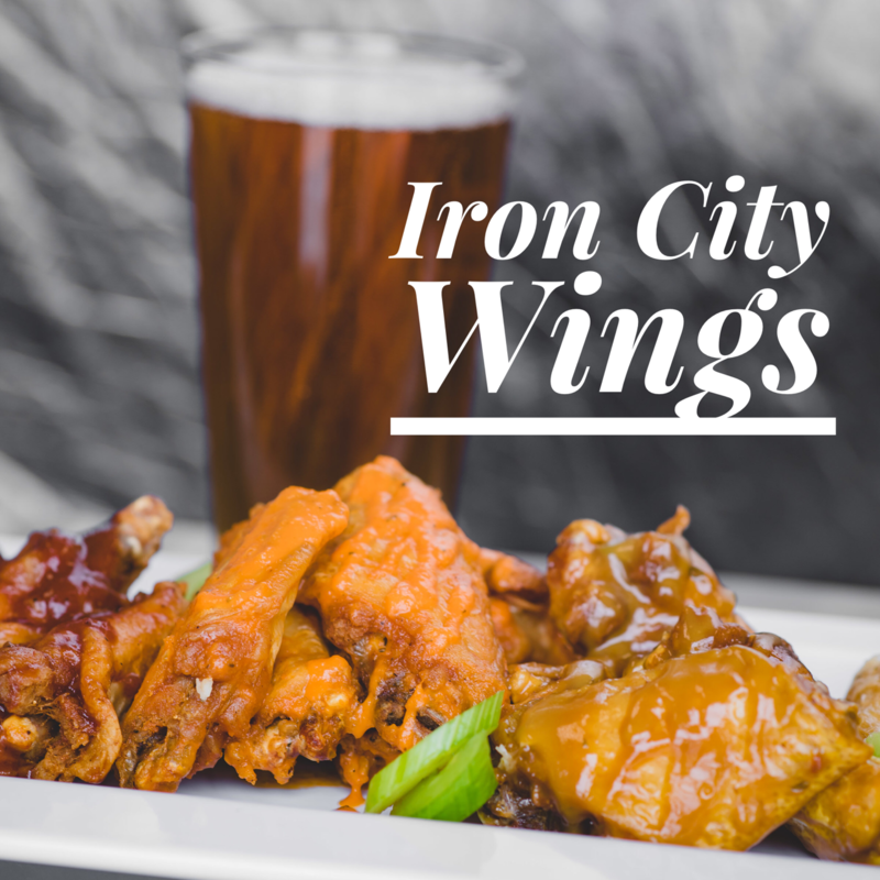 Iron city sports bar