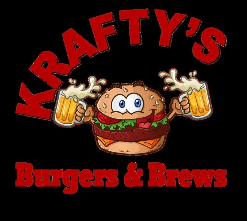 Kraftys burgers and brews