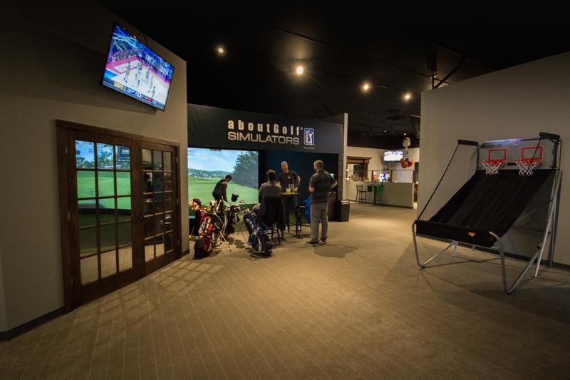 Oakwood virtual golf